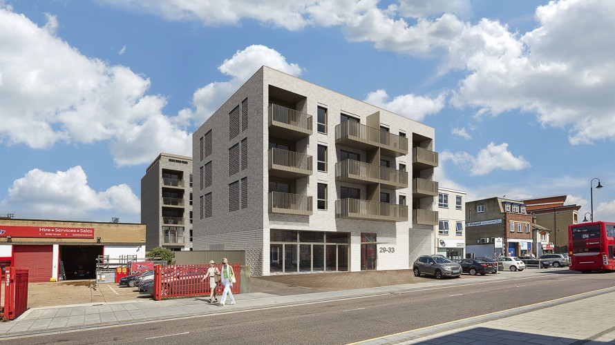 Planning Permission secured at Victoria Road, Romford