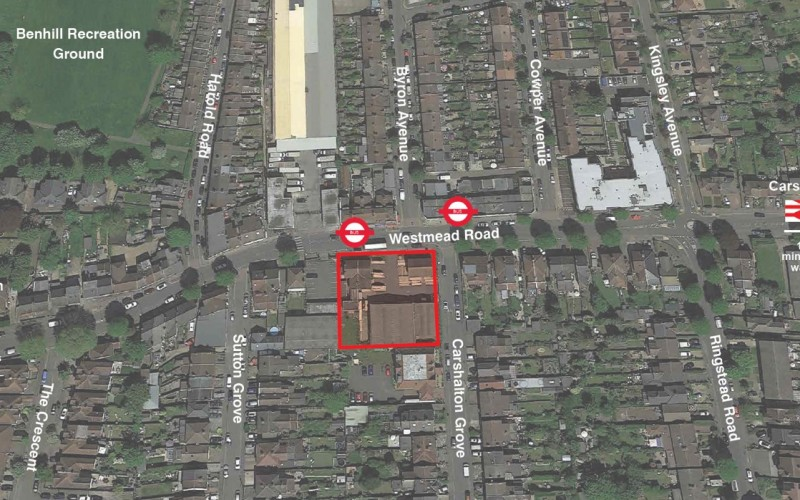 Public Consultation held for Chelsea Timber, Carshalton