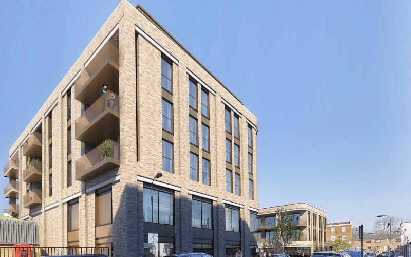 Planning Application submitted at Sotheron Place, Fulham