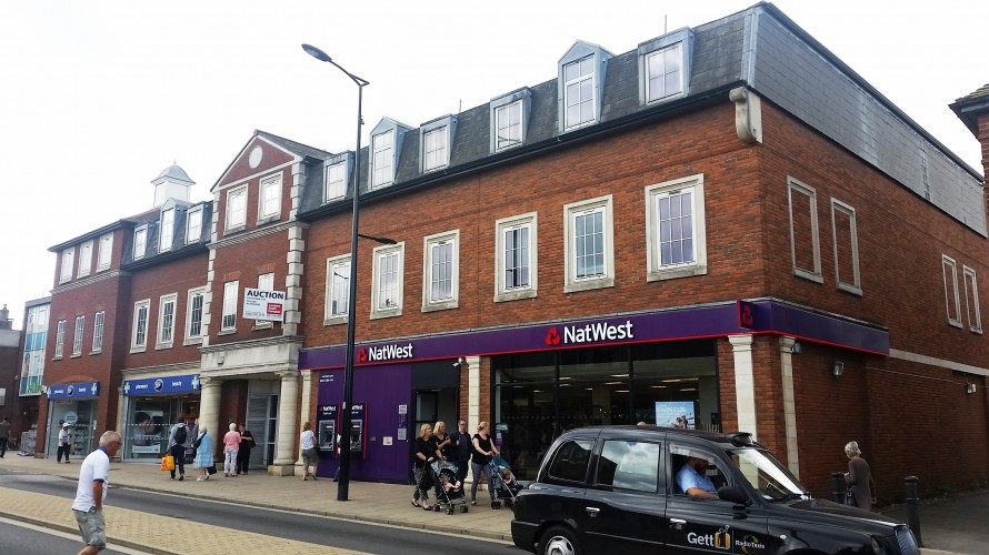Hornchurch offices acquired at auction
