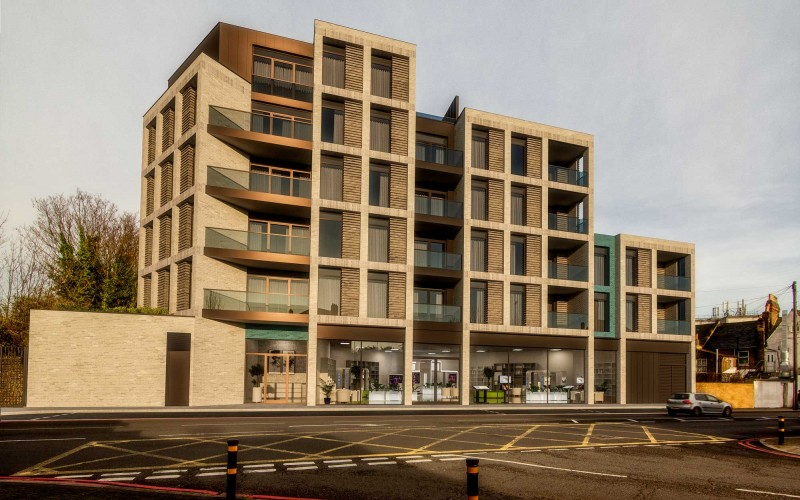 Planning Application submitted at Forest Hill