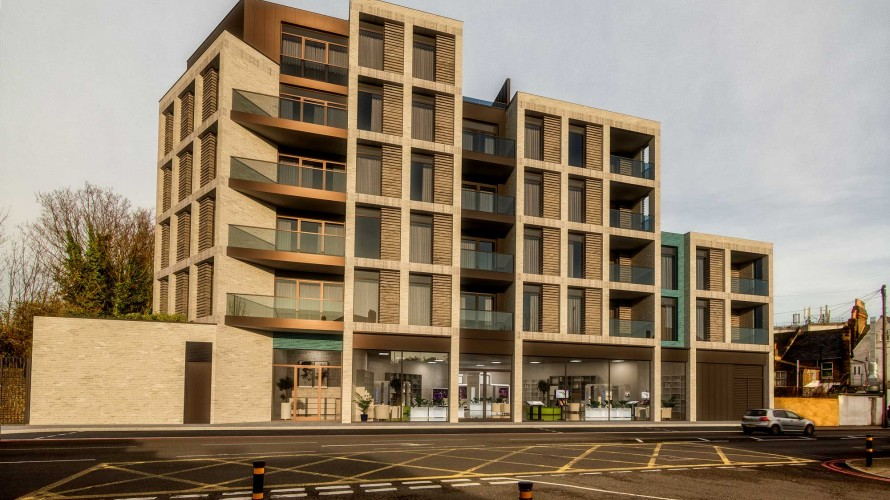 Planning Permission secured at Waldram Crescent, Forest Hill