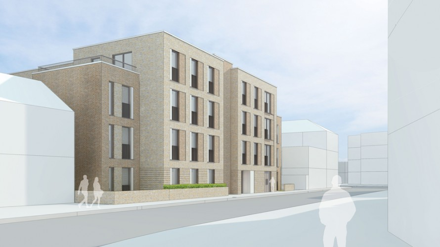 Planning application submitted at Wood Green