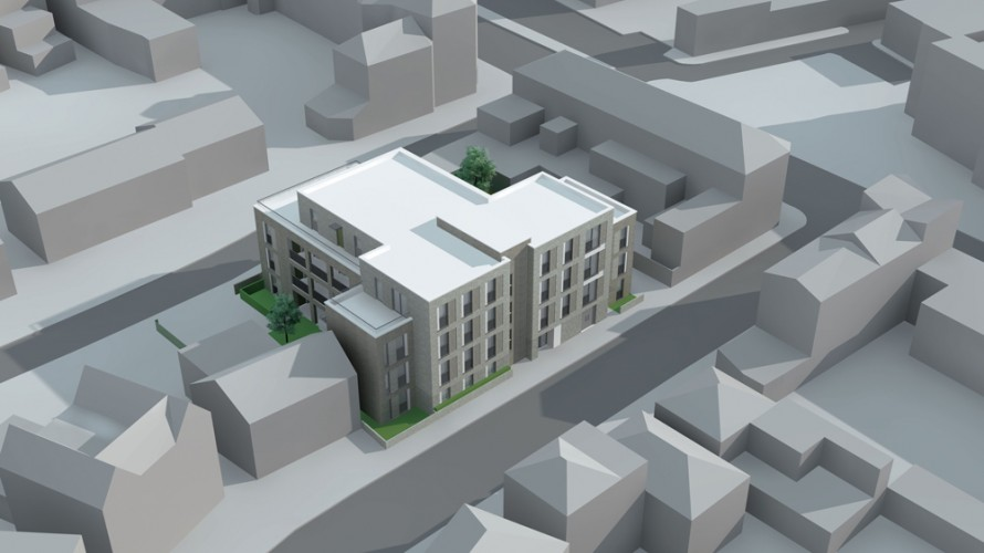 Planning Permission secured at Canning Crescent, Wood Green