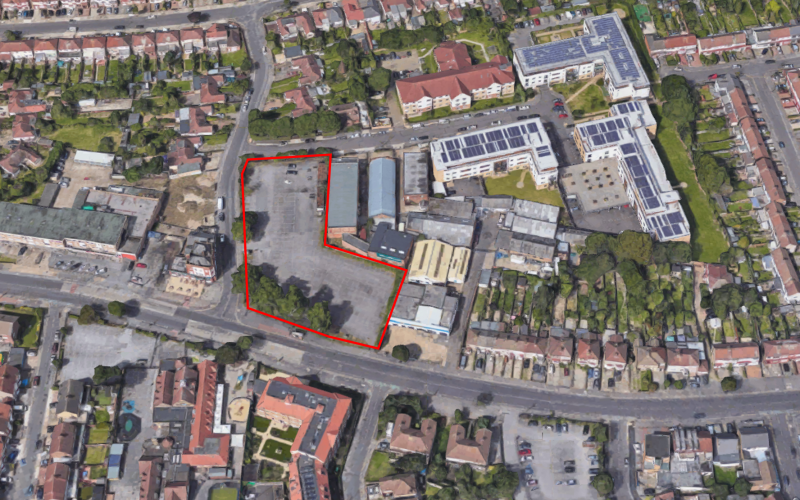 Public Consultation held for Coral Car Park, London Road, Romford