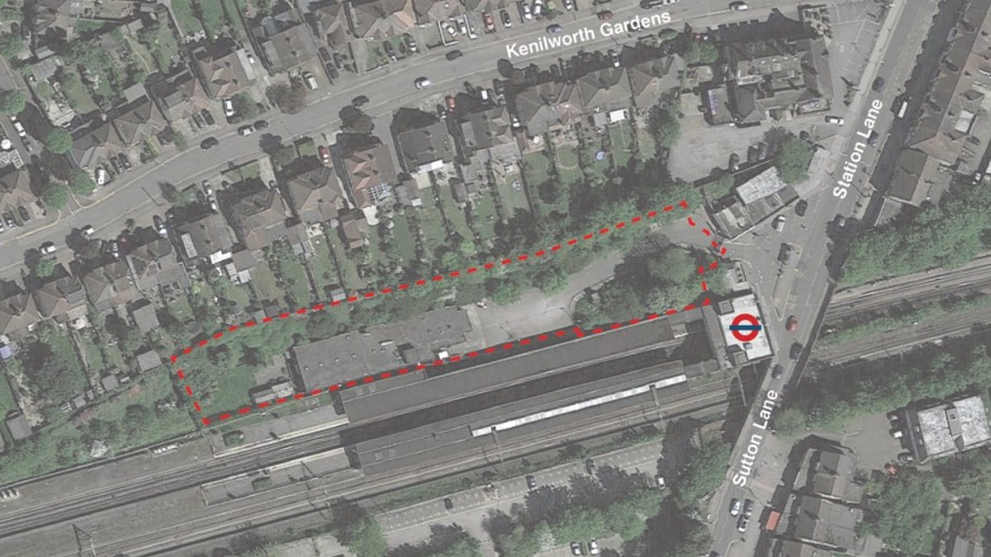 Public Consultation for Station Lane, Hornchurch